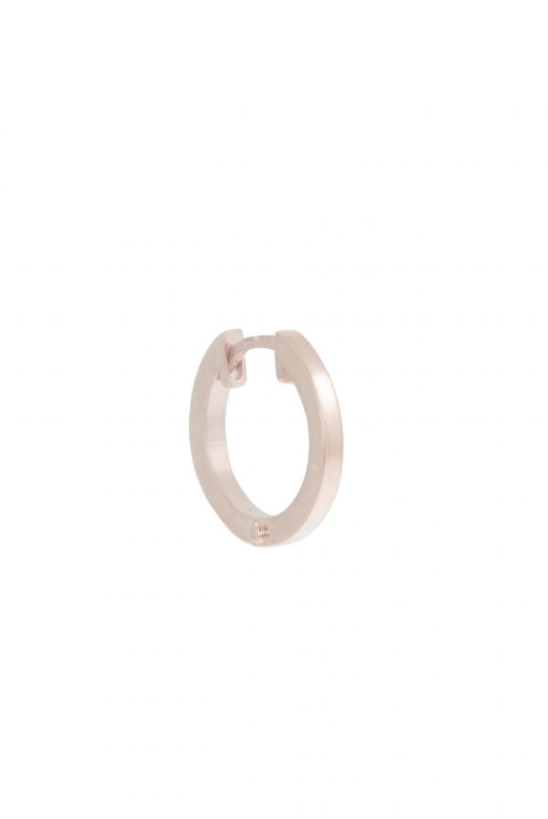 739a1dfb6 Homepage EARRINGS SMALL ROSE GOLD PLAIN HUGGIE. Previous